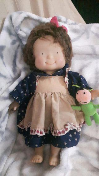 muñeca 3 mellizas