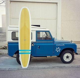 Longboard surf clasico 9,5