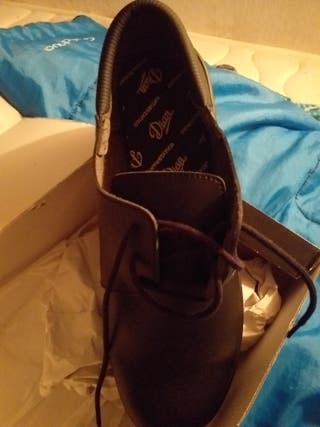 vendo zapatos de seguridad camarero