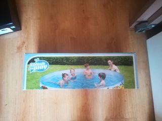 piscina portátil