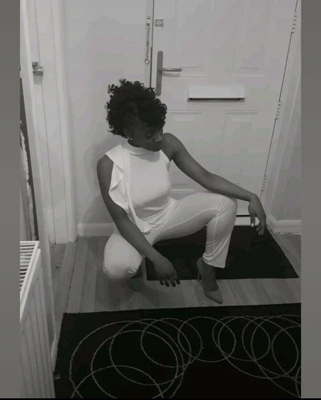White Halterneck Zip Back Sleeveless Trouser Jumps