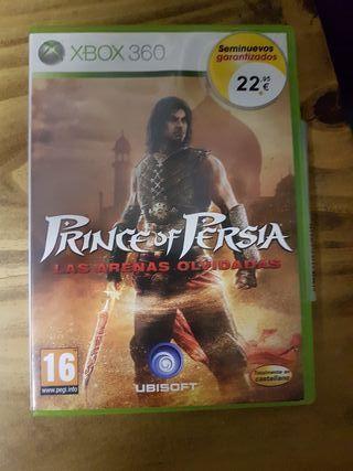Principe de Persia XBOX 360