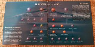 Cd La Aventura de la Ciencia. La Vanguardia.