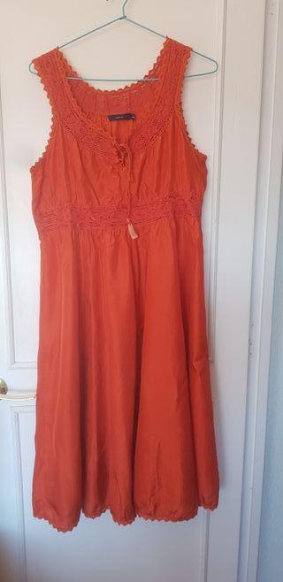 vestido Cortefiel