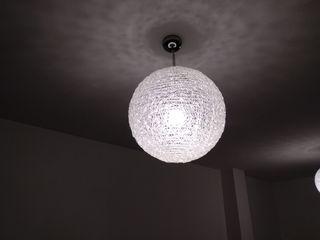 lampara bola metacrilato
