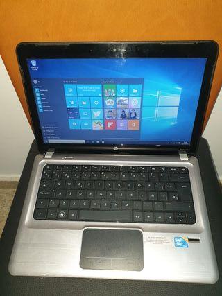 portatil hp dv3 Intel core i3