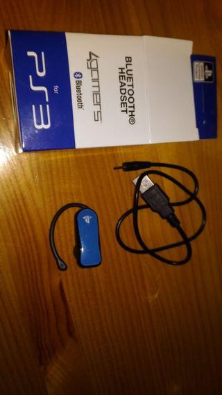 auricular inalámbrico para PSP 3