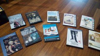 peliculas DVDs