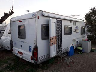 caravana knaus sudwing 550