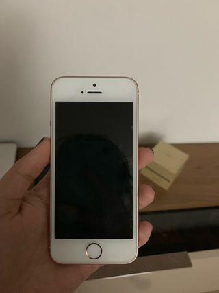 Se vende iPhone SE Rosa