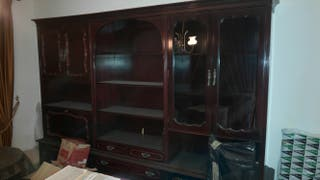 salon mueble mesa 6 sillas