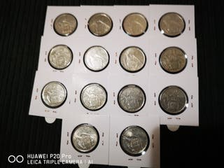 Monedas 25 pts