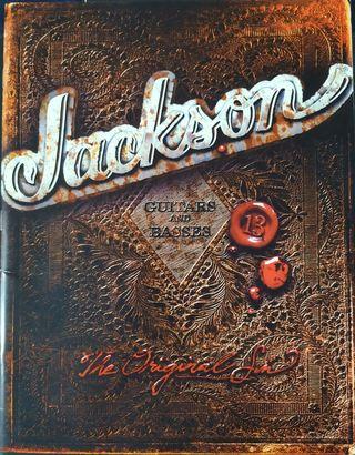 Catálogo de guitarras y bajos Jackson (2003)