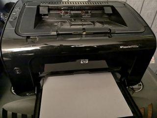 Impresora Láser HP LaserJet Pro p1102w