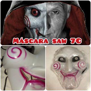 Máscara Saw Nueva
