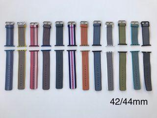 Correas Apple Watch Nylon nuevas 42/44mm