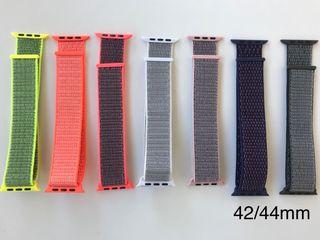 Correas Apple Watch Nylon Loop 42/44mm