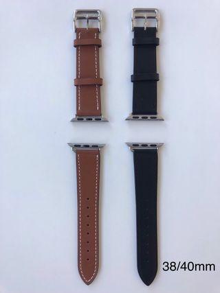 Correas Apple Watch piel nuevas 38/40mm