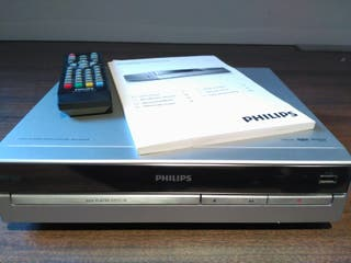 Reproductor DVD, USB Philips