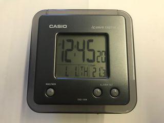 Despertador Dqd 120qCon Por Reloj Casio Segunda Mano Termometro De TK3lFJ1c