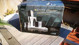 DVD con home cinema
