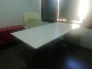 mesa de escritorio 1,60 x 80 cm. regalo silla