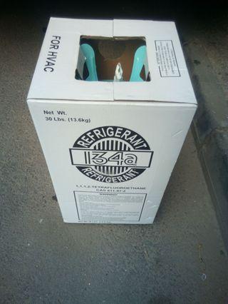 Gas Refrigerante R134A 13.6 kg