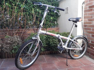 Bicicleta plegable Jett Folding Aluminium