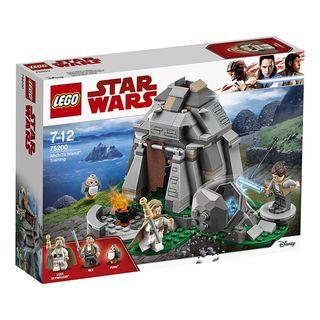 LEGO Star Wars - Entrenamiento en Ahch-To Island