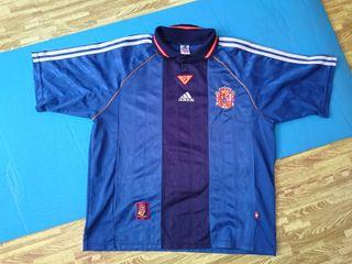 Camiseta selección Española Francia 98