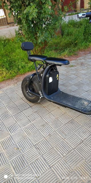 patin electrico marca over