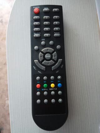 Mando nuevo OKI TV