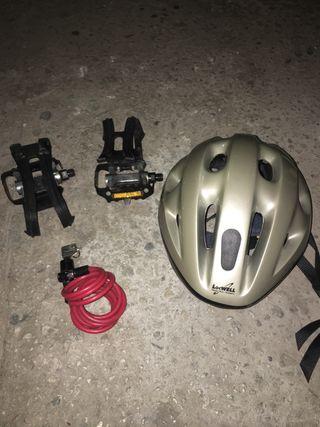 Lote para bicicleta