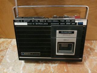 Radiocasette Clásico.