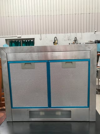 Campana Extractora Acero 60x50 Kunft