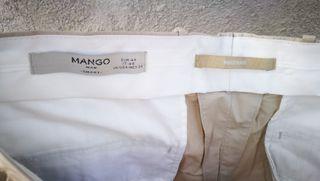 Pantalón de verano Mango.