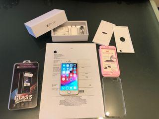 Iphone 6 16gb Gold LIBRE con factura