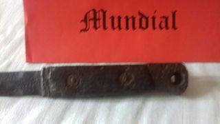 BAYONETA HOLANDESA I GUERRA MUNDIAL