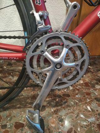 bicicleta carretera WRC conor