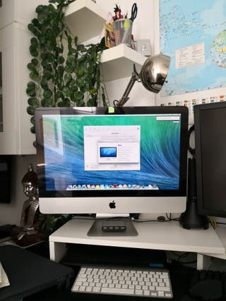 IMac Apple 21,5 con 4tb de disco duro