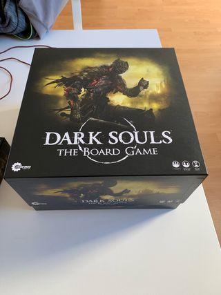 Juego de Mesa dark souls más expansiones