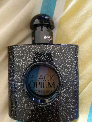black opium nuevo perfume intens