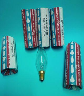 Bombillas y fluorescentes