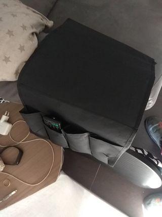 Soporte sofá mandos tv