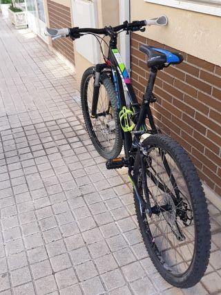 bicicleta btwin340
