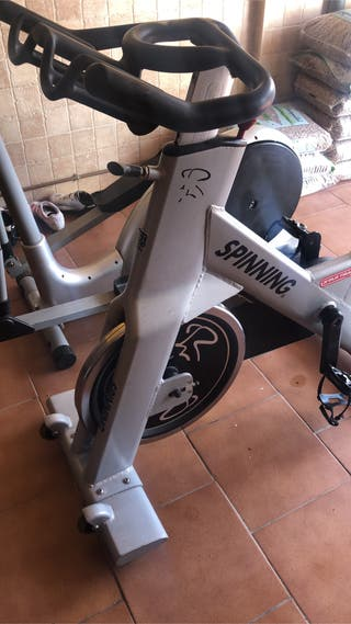 Bicicleta Spinning STAR TRAC NXT Profesional