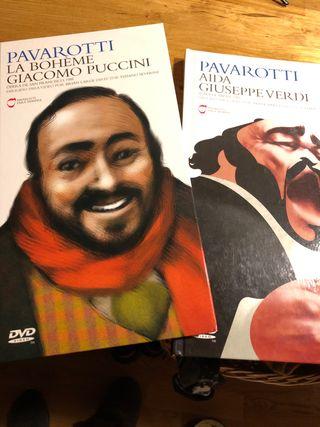 """Cd ópera con libreto """" clásicos d la opera"""""""