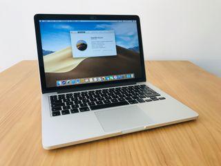 """MacBook Pro 13"""" i7 3GHz 16GB 500GB SSD"""