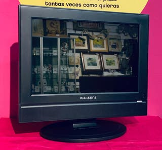 "TELEVISOR LCD 15"" BLUSENS TDT"