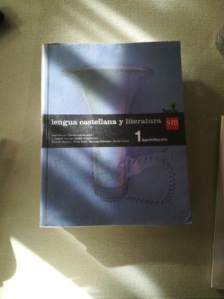 libro 1°bachillerato lengua